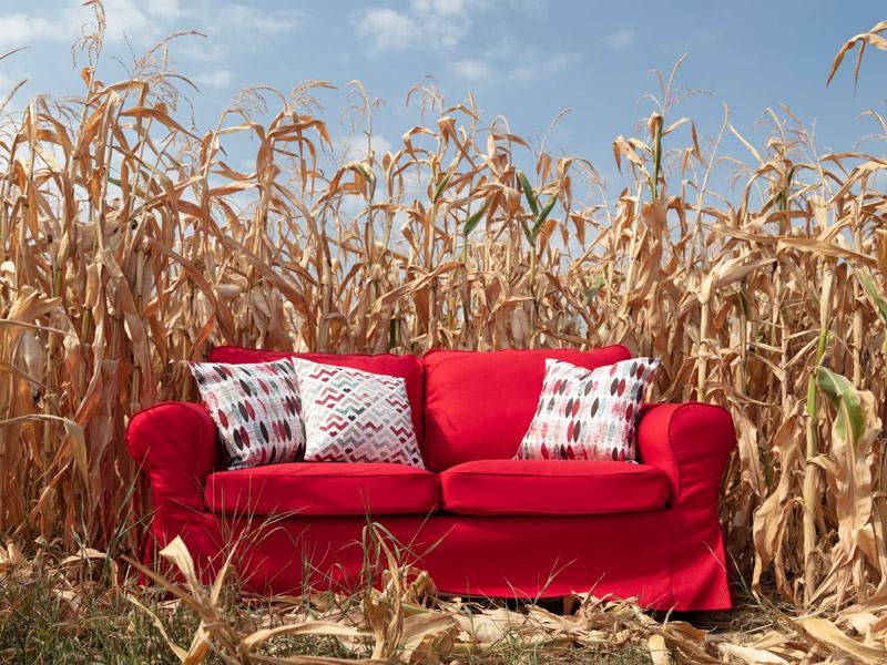 Ikea sofa cover