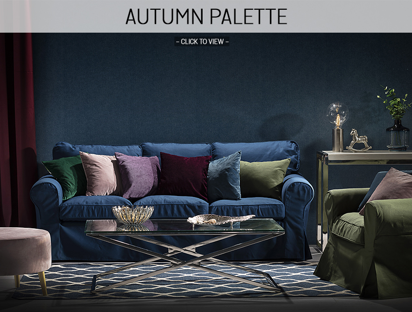 Autumn Colours Home Trend