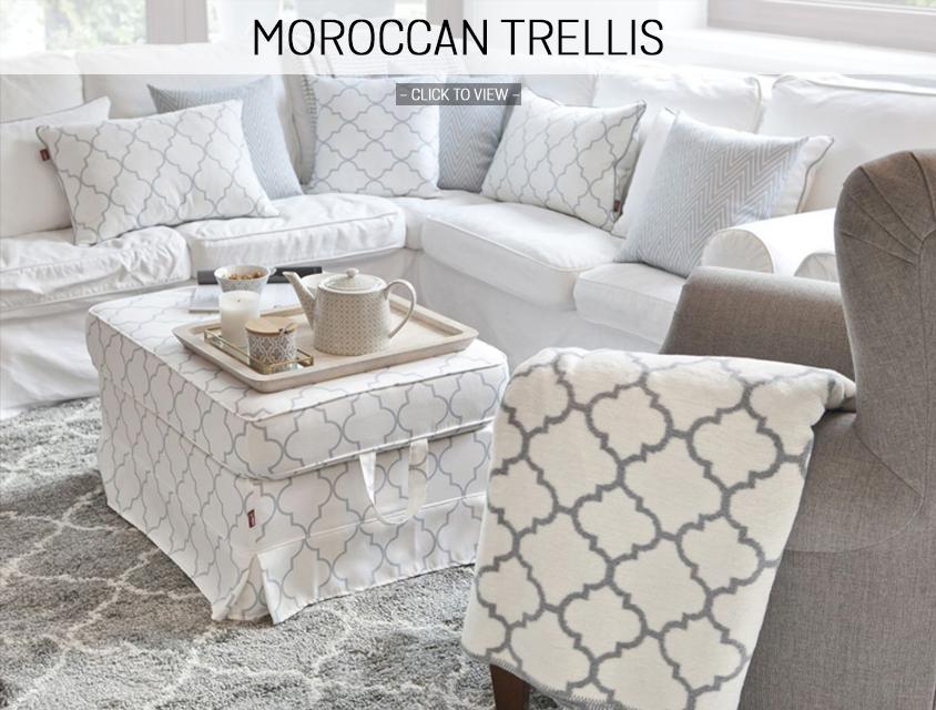 Moroccan Trellis Home Trend