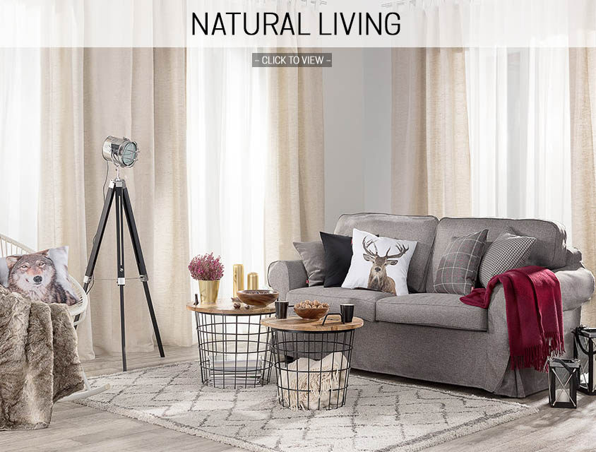 Natural living home trend 2019