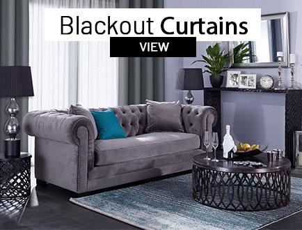 Bespoke blackout curtains
