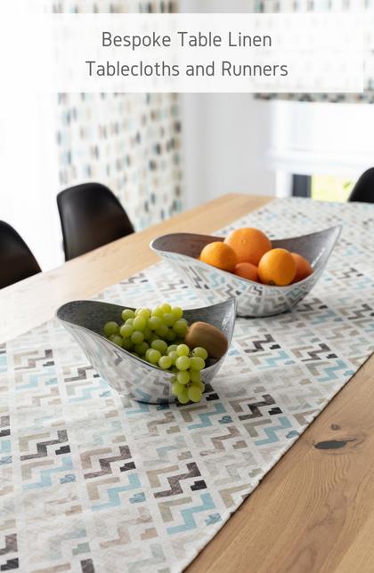 Bespoke table linen
