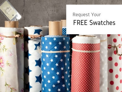 Order free fabric swatches