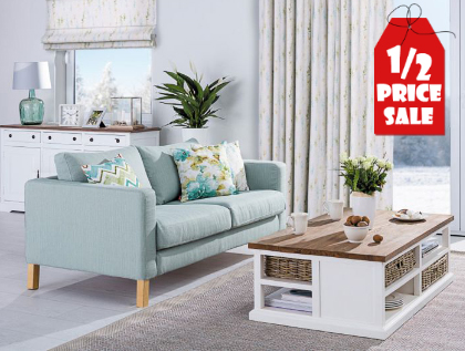 Ikea furniture covers 50% discount