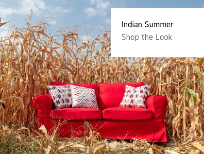 Indian Summer look