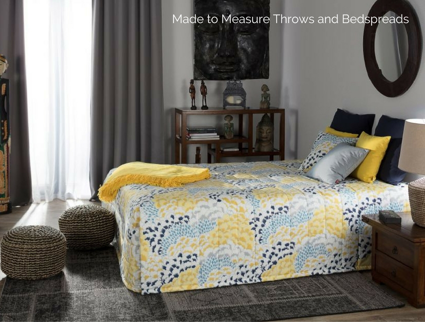 Quilt Bedspreads Made to Measure