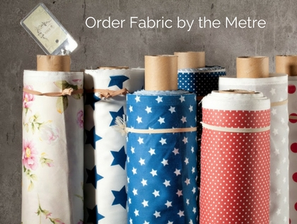Order fabric by the metre