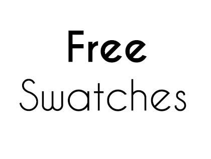 Order Your Free Swatches