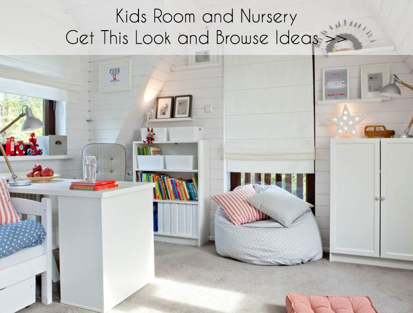 Kids room and nursery